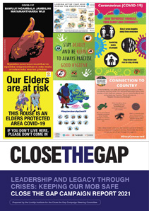 Leadership and Legacy Through Crises: Keeping our Mob safe